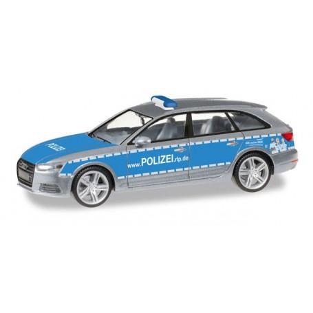 """Herpa 093187 Audi A4 Avant """"Polizei Rheinland-Pfalz"""""""
