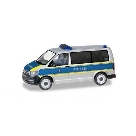 """Herpa 093163 VW T6 Bus """"Polizei Bayern"""""""
