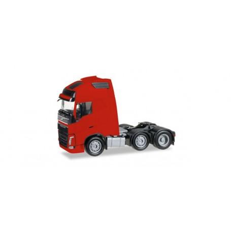 Herpa 305556.2 Volvo FH Gl. XL 6x2 rigid tractor, red