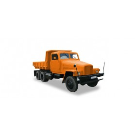 Herpa 307574 IFA G 5 Truck-mounted tipper, orange