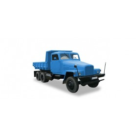Herpa 307581 IFA G 5 Truck-mounted tipper, blue