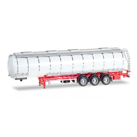 Herpa 075619.2 Jumbo tank trailer 3a, Chassis red