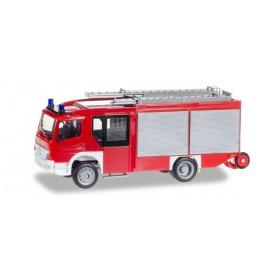 """Herpa 093200 Mercedes-Benz Atego Ziegler Z-Cab LF 20, unprinted """"Feuerwehr"""""""