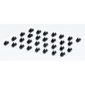 Herpa Exclusive 691505 Koppelmekanism för dragbilar, 30 st
