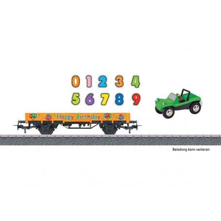 Märklin 44231 Märklin Start up - Happy Birthday Car