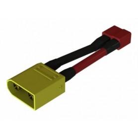 Arrma 390195 Adapterkabel XT90 Hane - Deans Hona