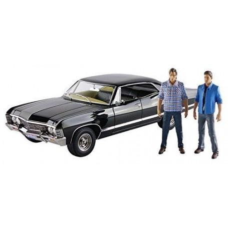"""Greenlight 19021 Chevrolet Impala Sport Sedan 1967 """"Supernatural"""""""