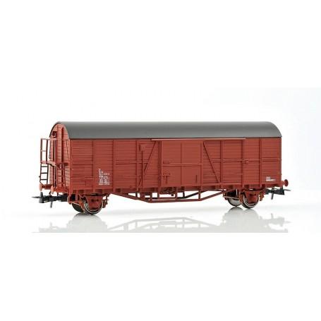 NMJ 607102 Godsvagn SJ Gbls 156 0 038-4