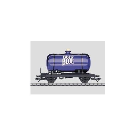 """Märklin 44525 Glasvagn """"Bols Blue"""""""