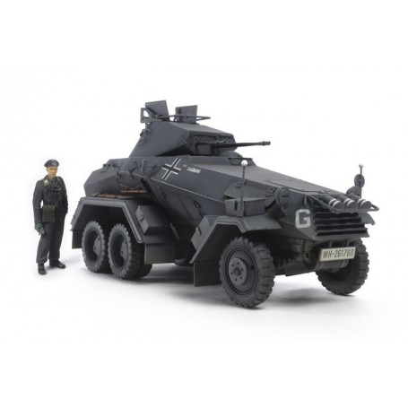 Tamiya 37024 German 6-Wheeled Sd.Kfz.231 - Heavy Armored Car