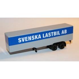 "Brekina 98522.1 Trailer 2-axlig ""Svenska Lastbil AB"