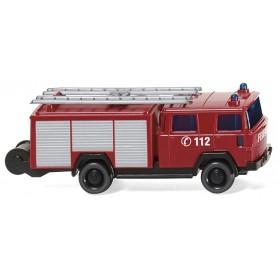 Wiking 96104 Fire brigade - LF 16 (Magirus), 1968