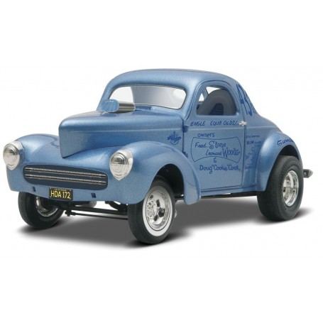 Revell 1287 Stone, Woods & Cook '41 Willys®