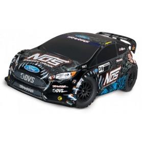 Traxxas 74054.6 Ford Fiesta ST NOS Deegan 38 Rally 1/10 4WD RTR TQ