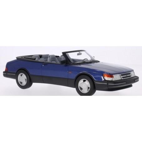 BOS 165 SAAB 900 S Cabriolet, metallicblå