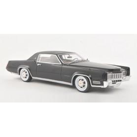 BOS 064 Cadillac Eldorado Coupe, svart 1967