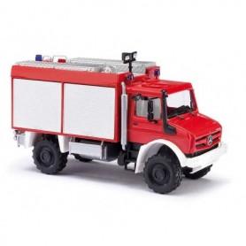 """Busch 51052 Mercedes Benz Unimog U 5023 """"Feuerwehr"""""""