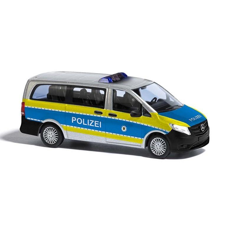 busch 51171 mercedes benz v klasse polizei 39 baden w rttemb 39. Black Bedroom Furniture Sets. Home Design Ideas