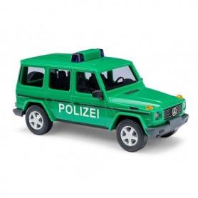 "Busch 51410 Mercedes Benz G-Klass 1990 ""Polizei"""