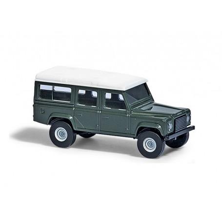 Busch 8371 Land Rover Defender, grön