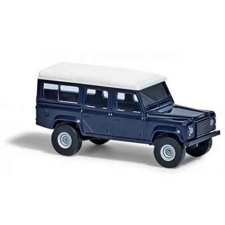 Busch 8372 Land Rover Defender, blå