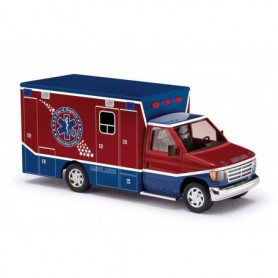"Busch 41840 Ford E-350 ""Raytown Ambulance"""