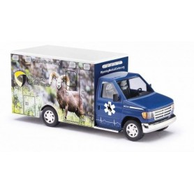 "Busch 41844 Ford E-350 Wyoming Nr.4 ""Bighorn sheep"""