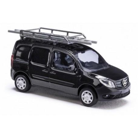 Busch 50609 MB Citan Skåpbil med takräcke
