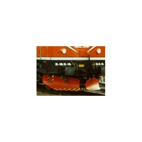 Entec 2243-2F Plogar Rc2-6, färdiga, 2-pack, röda