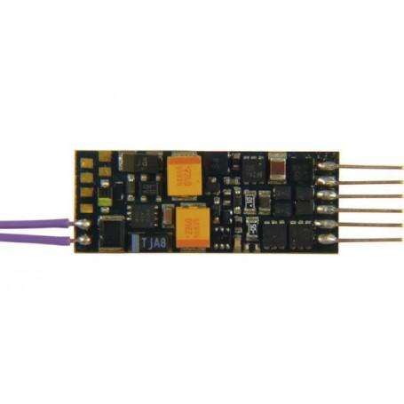 Fleischmann 687701 Feedback-enabled sound decoder for N/TT (NEM 651)