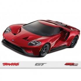 Traxxas 83056.4 Ford GT 1/10 4WD RTR TQi TSM