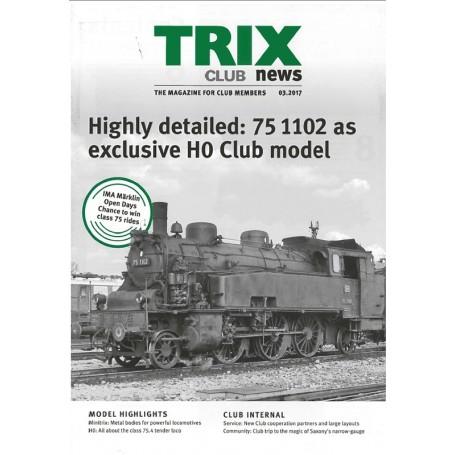Trix CLUB32017 Trix Club 03/2017