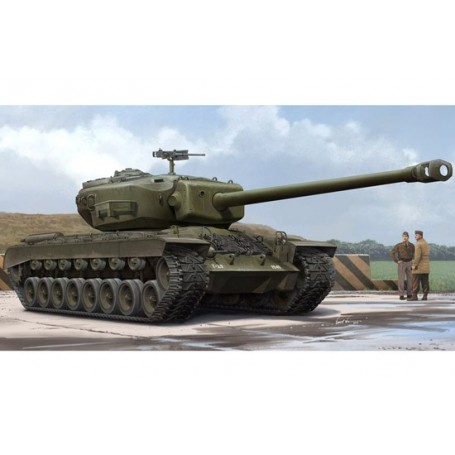 Hobby Boss 84510 Tanks US T29E1 Heavy Tank