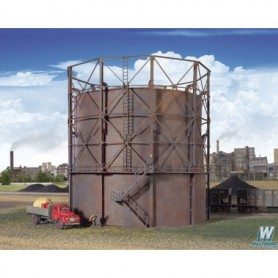 Walthers 2907 Gas Storage Tank