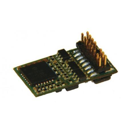 Roco 10895 PluX16 decoder with feedback capability