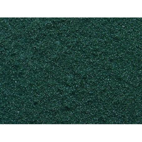 Noch 07333 Strukturflock mörkgrön, fin, 3 mm, 20 gram i påse