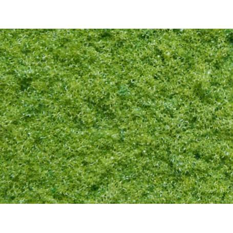 Noch 07350 Strukturflock, vårgrön, grov, 8 mm, 10 gram i påse
