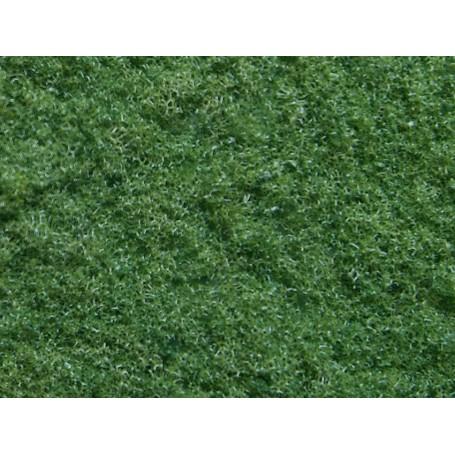 Noch 07351 Strukturflock, ljusgrön, grov, 8 mm, 10 gram i påse