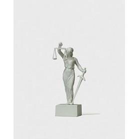 "Preiser 29076 Staty ""Justice"", 1 st"