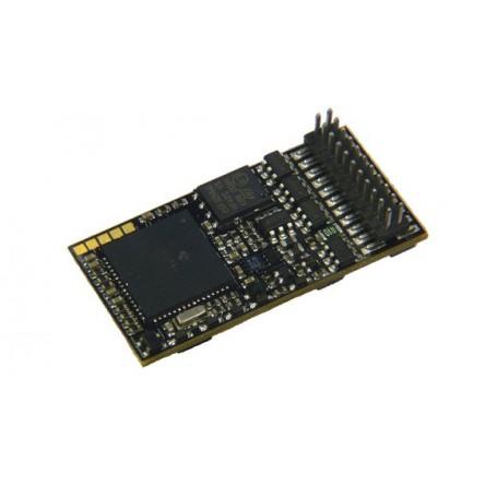 Roco 10891 Ljuddekoder PluX22 sound decoder with feedback capability