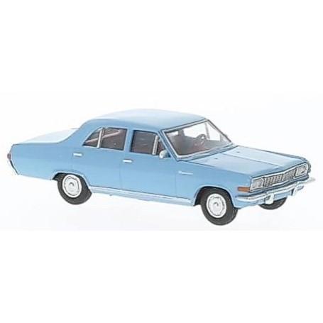 Brekina 20752 Opel Kapitän A, horisontblå