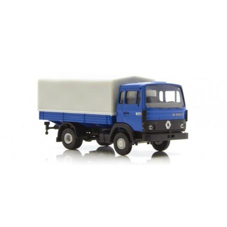Brekina 34850 Renault JN 90 med kapell, himmelsblå