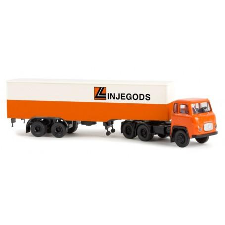 "Brekina 85184 Scania LBS 76 ""Linjegods"""