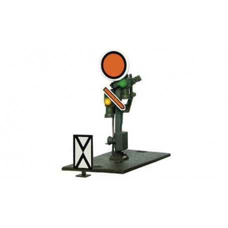 Fleischmann 920301 Semaphore distant signal, disk and arm movable