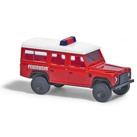 """Busch 8375 Land Rover Defender """"Feuerwehr"""""""