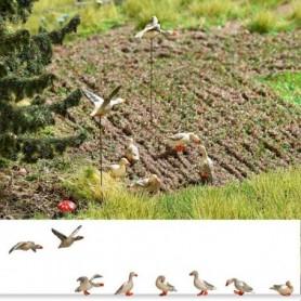 Busch 1196 Wild Geese