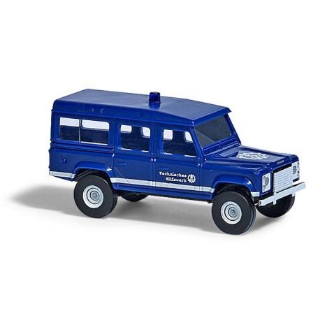 """Busch 8373 Land Rover Defender """"THW"""""""