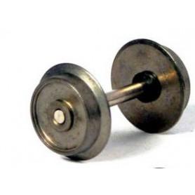 Märklin 406240 Hjulaxel, 1 st, DC, 10.5 mm, axellängd 20,5 mm