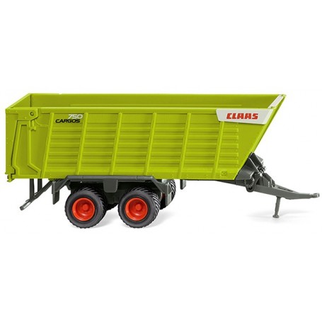 Wiking 38199 Claas Cargos forage trailer