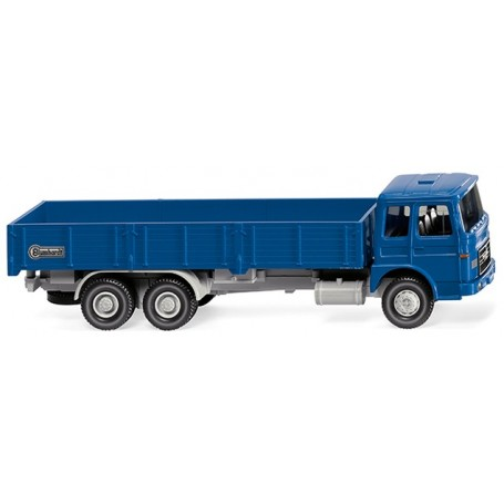 "Wiking 43305 High-sided flatbed truck (MAN) ""Blumhardt"", 1967"